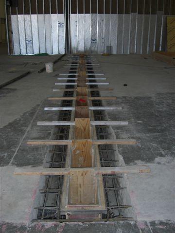 Stevens Concrete Airpark Warehouse Conversion Project